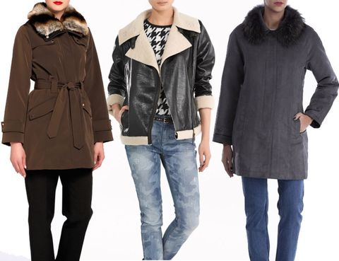 Clothing, Product, Brown, Jacket, Sleeve, Denim, Trousers, Shoulder, Textile, Standing,