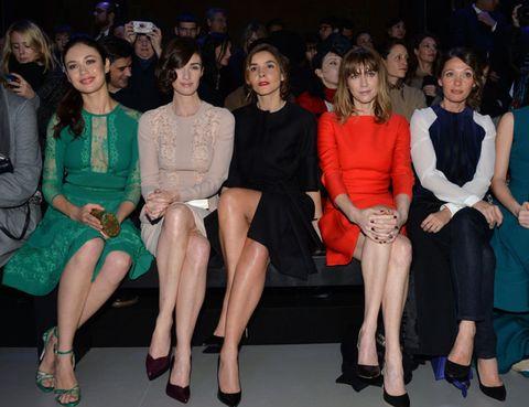 Clothing, Face, Footwear, Leg, Event, Trousers, Outerwear, Coat, Formal wear, Style,