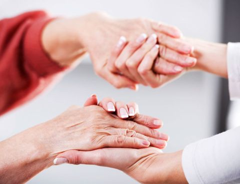 Finger, Skin, Wrist, Hand, Joint, Nail, Thumb, Gesture, Holding hands, Wedding ceremony supply,