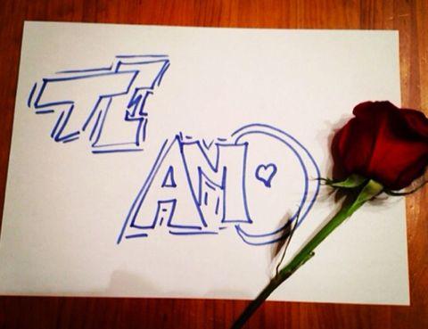 Petal, Flower, Flowering plant, Garden roses, Carmine, Rose family, Handwriting, Hybrid tea rose, Rose order, Rose,