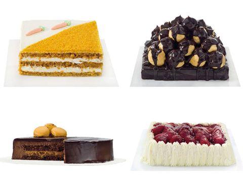 Yellow, Food, Cuisine, Sweetness, Dessert, Ingredient, Recipe, Baked goods, Rectangle, Dish,
