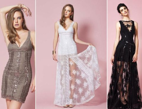 Clothing, Dress, Sleeve, Shoulder, Textile, Formal wear, Style, Waist, One-piece garment, Pattern,