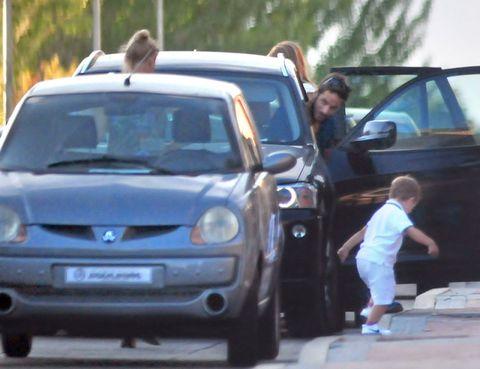 Motor vehicle, Vehicle, Land vehicle, Automotive exterior, Car, Grille, Automotive mirror, Headlamp, Vehicle registration plate, Vehicle door,
