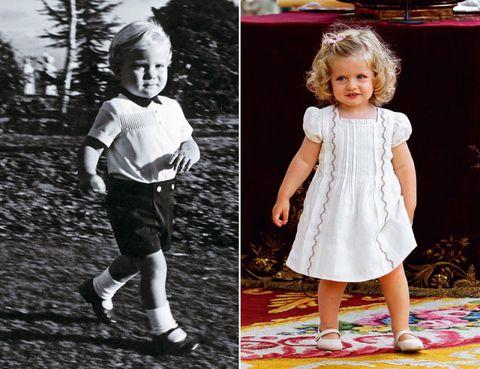 Child, Pattern, Dress, Baby & toddler clothing, Toddler, Day dress, One-piece garment, Pattern, Child model, Embellishment,