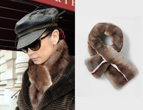 Brown, Textile, Outerwear, Street fashion, Fashion, Natural material, Jacket, Fur, Beige, Sunglasses,