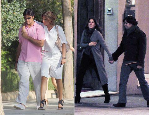 Footwear, Leg, Trousers, Shirt, Photograph, Standing, Outerwear, Coat, Jacket, Street fashion,