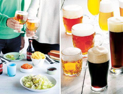 Beer, Drink, Alcoholic beverage, Drinkware, Alcohol, Barware, Tableware, Beer glass, Cuisine, Dishware,