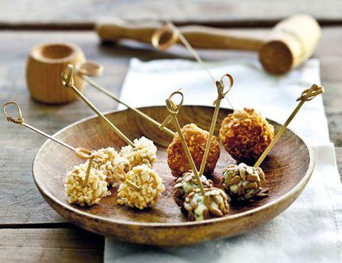 Food, Cuisine, Kitchen utensil, Ingredient, Finger food, Dish, Serveware, Recipe, Snack, Brass,
