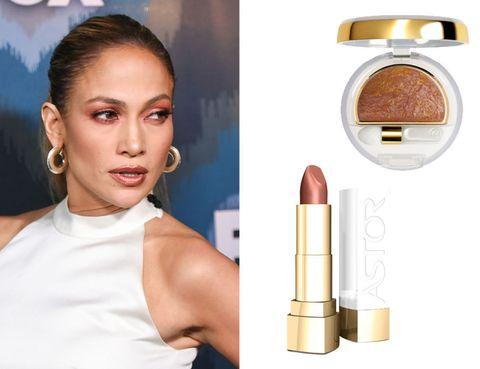 Ear, Brown, Skin, Earrings, Style, Eyelash, Beauty, Ammunition, Cosmetics, Lipstick,