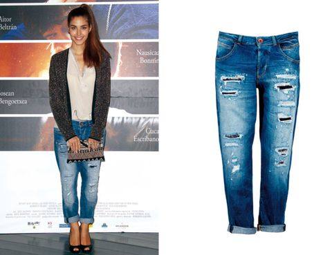 Clothing, Blue, Leg, Product, Denim, Sleeve, Trousers, Jeans, Textile, Pocket,