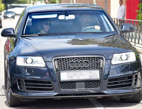 Automotive design, Vehicle, Land vehicle, Grille, Hood, Car, Headlamp, Bumper, Audi, Luxury vehicle,