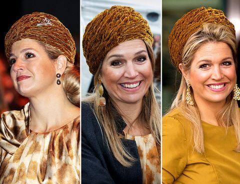 Smile, Hairstyle, Eyebrow, Style, Headgear, Fashion accessory, Organ, Hair accessory, Beauty, Fashion,