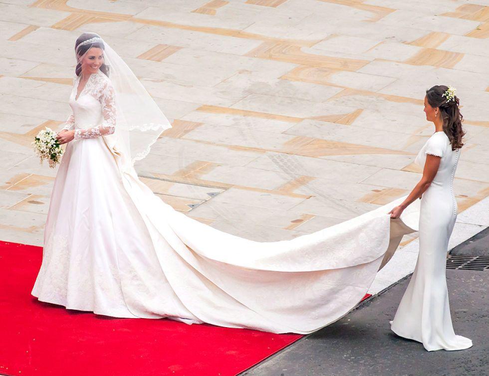 1304f5f568 Los vestidos de novia reales más emblemáticos