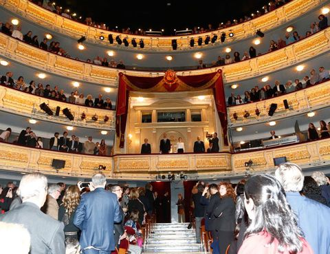 Opera house, Hall, Theatre, heater, Concert hall, Performing arts center, Music venue, Stage, Function hall, Auditorium,