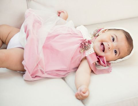 Nose, Mouth, Skin, Comfort, Pink, Child, Baby & toddler clothing, Toddler, Hair accessory, Photo shoot,