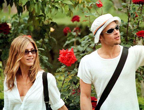 Clothing, Eyewear, Glasses, Vision care, Petal, Red, Flower, White, Sunglasses, T-shirt,