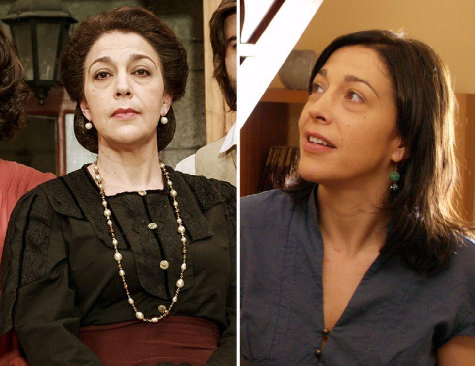 """El antes y después de los actores de """"El secreto de Puente Viejo"""""""