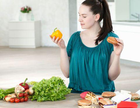Food, Produce, Natural foods, Leaf vegetable, Meal, Dish, Vegetable, Plate, Food group, Eating,