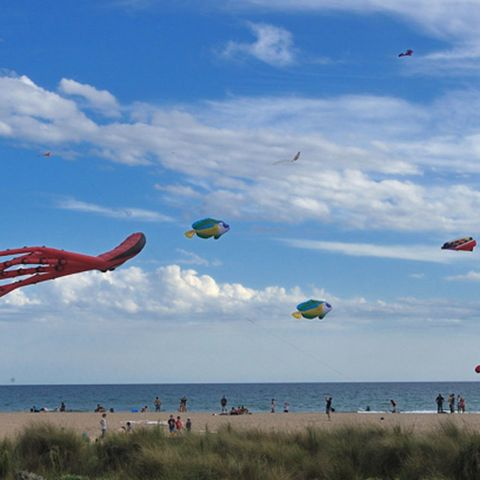 Sky, Fun, Cloud, Tourism, Coastal and oceanic landforms, Leisure, Summer, People in nature, Shore, Vacation,