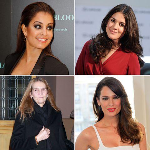 Nose, Lip, Product, Hairstyle, Eye, Skin, Sleeveless shirt, Facial expression, Beauty, Iris,