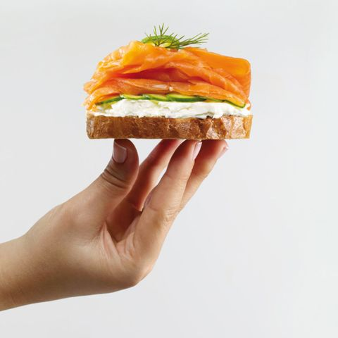 Finger, Food, Finger food, Ingredient, Baked goods, Produce, Breakfast, Dish, Snack, Vegetable,