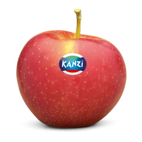 Fruit, Natural foods, Produce, Red, Ingredient, Line, Peach, Colorfulness, Apple, Logo,