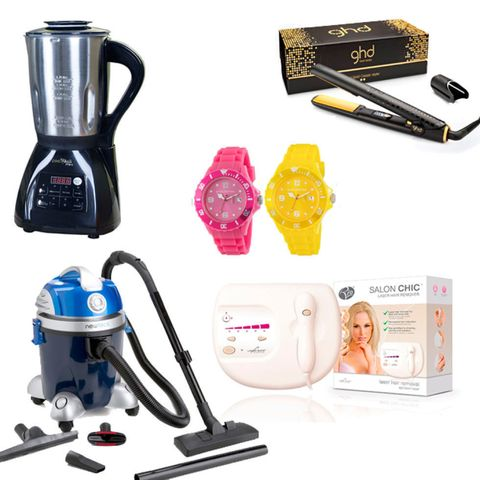Product, Small appliance, Machine, Magenta, Rectangle, Kitchen appliance, Plastic, Cosmetics, Home appliance, Science,