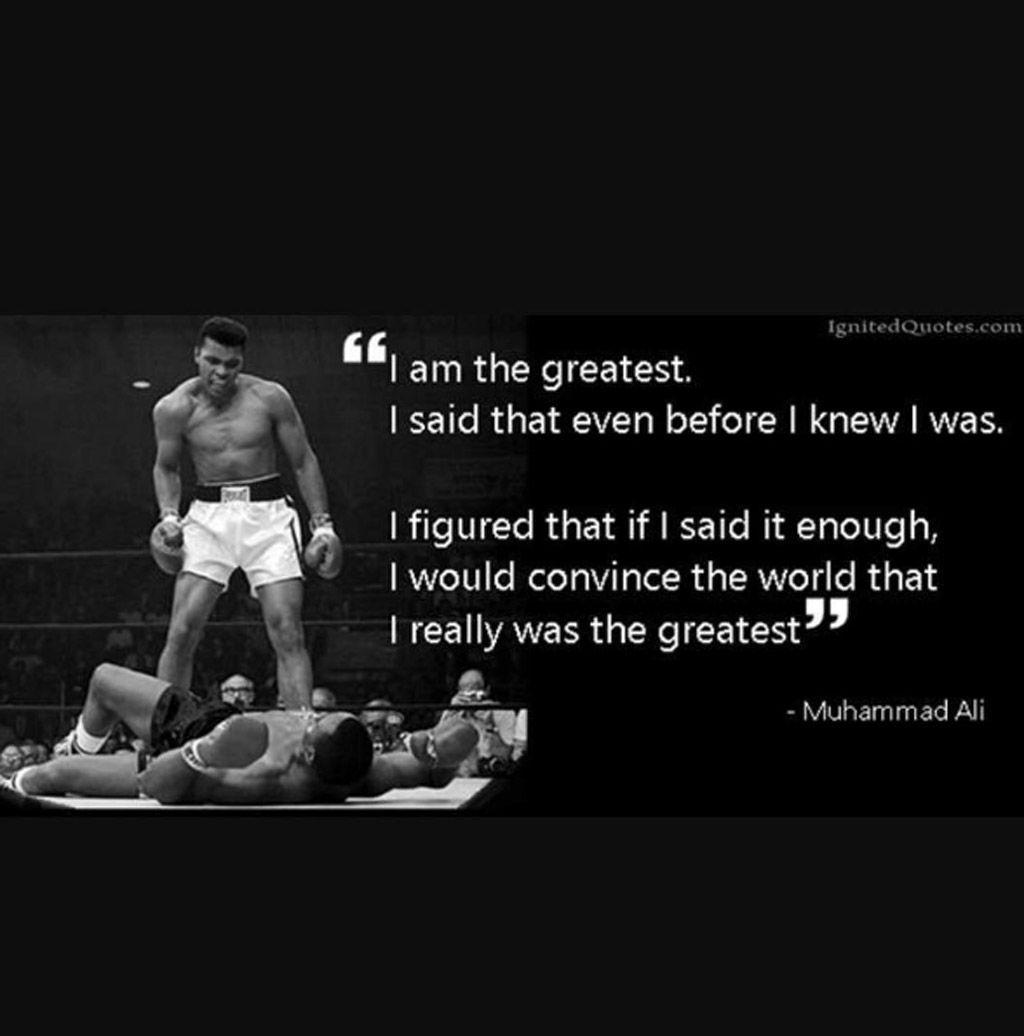 Los Famosos Lloran La Muerte Muhammad Ali