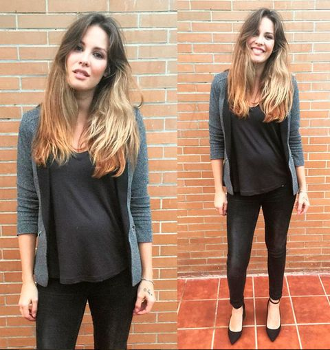 Clothing, Sleeve, Shoulder, Joint, Outerwear, Standing, Style, Street fashion, Beauty, Fashion,