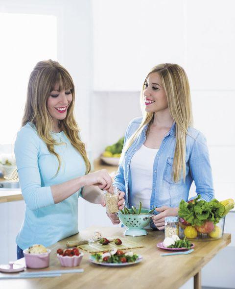 Smile, Food, Dishware, Tableware, Cuisine, Meal, Dish, Salad, Serveware, Leaf vegetable,