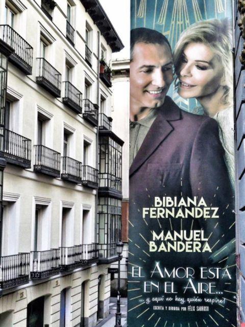 Eye, Advertising, Poster, Apartment, White-collar worker, Love, Balcony, Romance, Movie, Condominium,