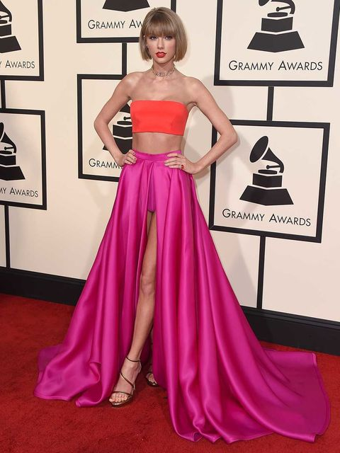 Clothing, Dress, Shoulder, Pink, Style, Waist, Formal wear, Magenta, Strapless dress, Gown,