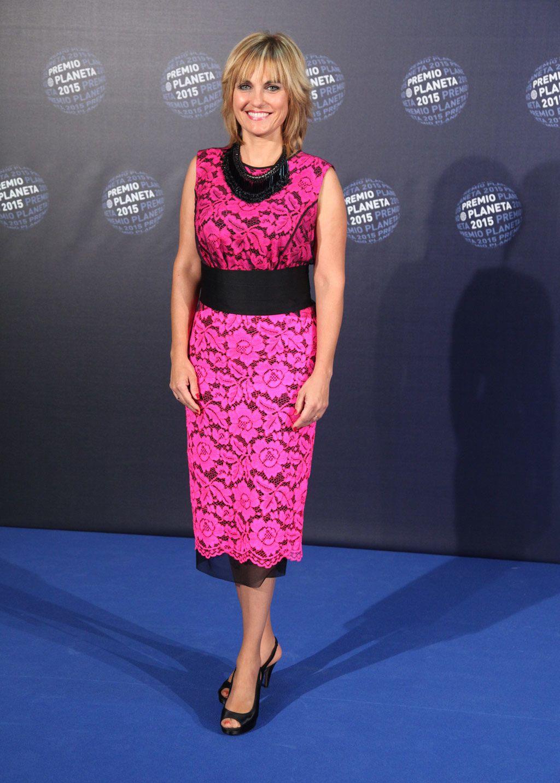 Qué hacía Cristina Pedroche en el Premio Planeta?