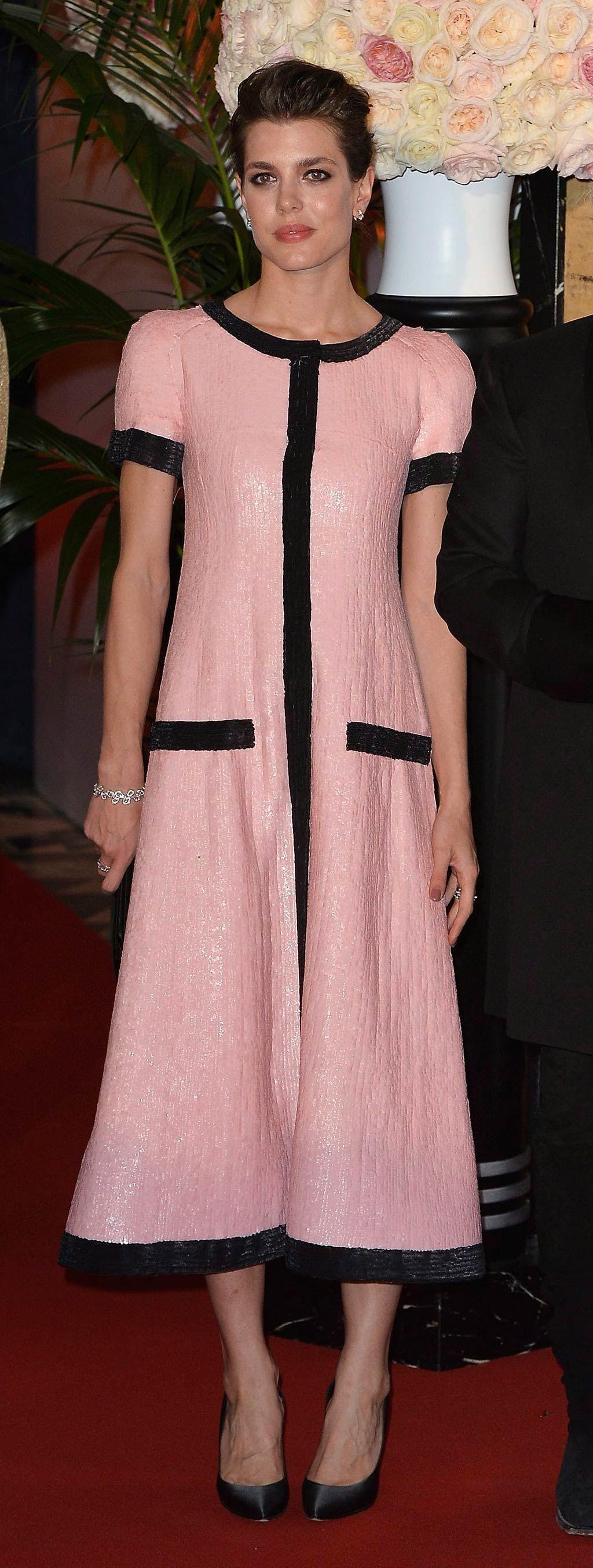Excelente Vestido De Fiesta De Grace Kelly Composición - Colección ...
