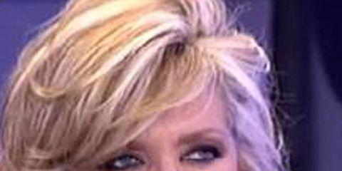Hair, Lip, Cheek, Hairstyle, Chin, Forehead, Eyebrow, Eyelash, Style, Jewellery,