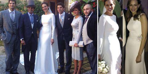 62c59b07d8 Los invitados de Eva y Cayetano comparten los mejores momentos de la ...