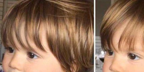 Lip, Cheek, Hairstyle, Skin, Chin, Forehead, Eyebrow, Child, Eyelash, Style,