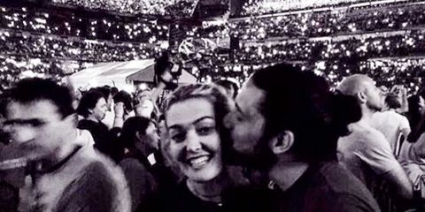 Nose, People, Fun, Social group, Crowd, Photograph, Happy, Interaction, Stadium, Friendship,