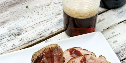 Food, Ingredient, Meat, Barware, Pork, Beef, Cuisine, Drink, Beef tenderloin, Tableware,