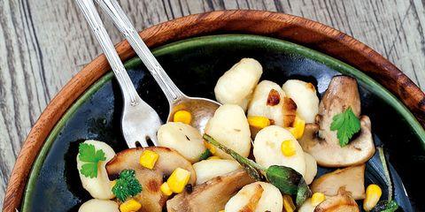 Food, Ingredient, Cuisine, Produce, Recipe, Dish, Kitchen utensil, Cooking, Bowl, Vegetable,
