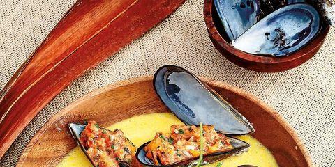 Food, Dishware, Cuisine, Ingredient, Tableware, Meal, Serveware, Dish, Kitchen utensil, Plate,