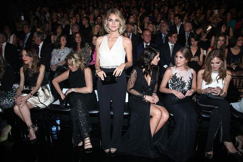 People, Event, Trousers, Social group, Outerwear, Formal wear, Dress, Crowd, Fashion, Audience,