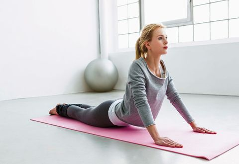 Window, Human body, Human leg, Shoulder, Exercise, Joint, Flooring, Sitting, Active pants, Physical fitness,