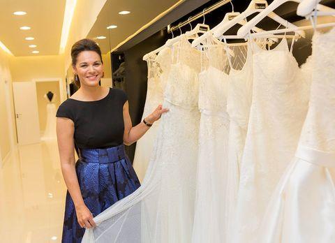 boda a la vista? fabiola martínez ficha vestidos de novia