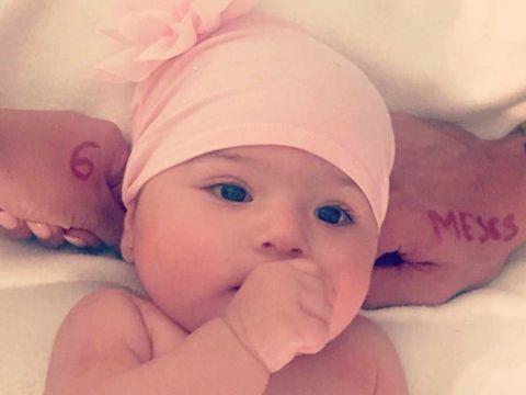 Lip, Cheek, Product, Skin, Child, Pink, Baby & toddler clothing, Headgear, Toddler, Bonnet,