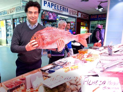 Retail, Customer, Trade, Marketplace, Selling, Market, Seafood, Fish, Flesh, Delicacy,