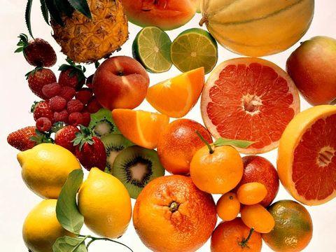 Natural foods, Orange, Fruit, Food, Citrus, Produce, Tangerine, Mandarin orange, Grapefruit, Whole food,