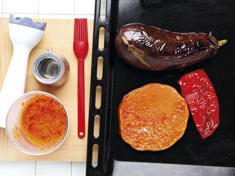 Food, Ingredient, Cuisine, Meal, Tableware, Kitchen utensil, Dish, Plate, Cutlery, Dishware,