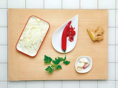 Food, Dishware, Ingredient, Cuisine, Tableware, Dish, Plate, Produce, Recipe, Leaf vegetable,