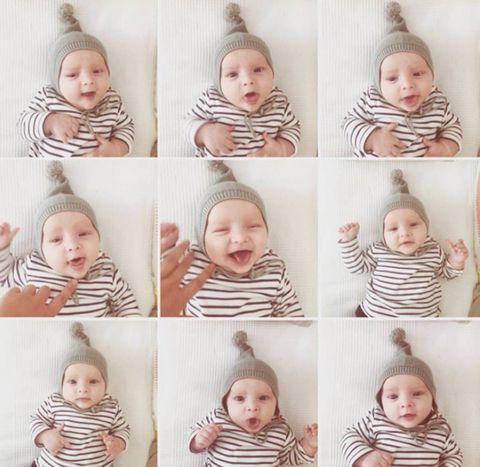 Face, Head, Nose, Cheek, Skin, Sleeve, Child, Pattern, Toddler, Baby & toddler clothing,